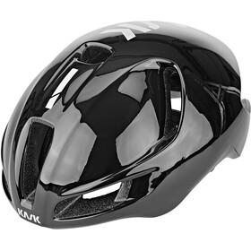 Kask Utopia Fietshelm, black/white